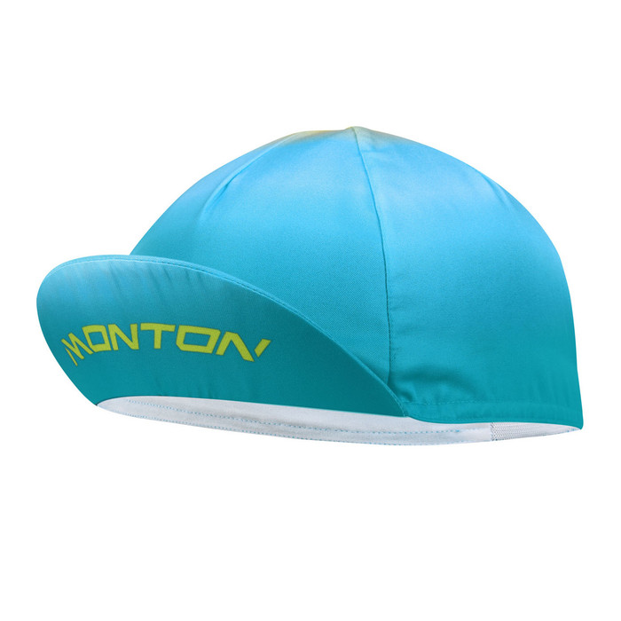 Urban+ 2019 Saiun Cycling Cap - blue/yellow