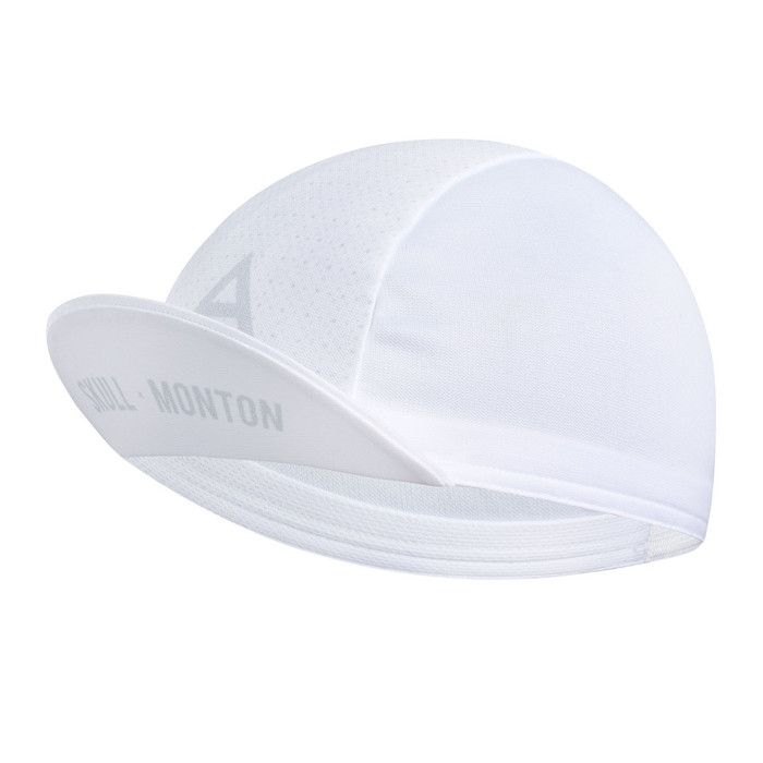 Lifestyle 2019 Wind Cycling Cap - white