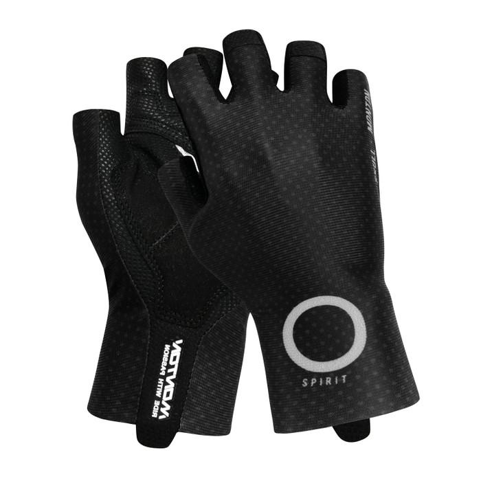 Lifestyle 2019 Spirit half finger Gloves - black
