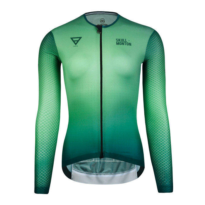 Women's 2019 Urban+ Earth l/s Jersey