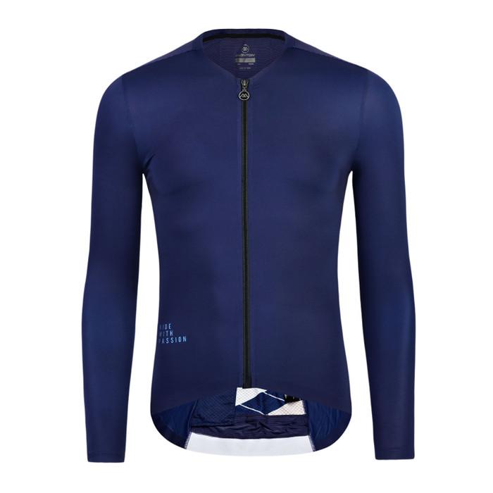 Men's 2019 Pro Traveler III l/s Jersey - navy blue