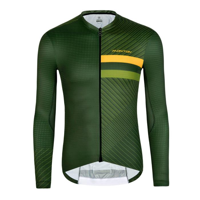 Men's 2019 Urban+ Hollen l/s Jersey - green