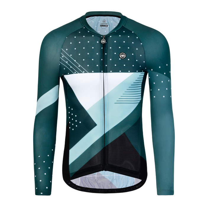Men's 2019 Lifestyle Spacetime l/s Jersey - green