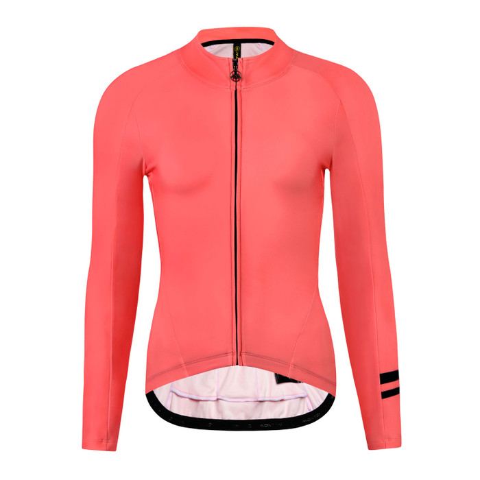 Women's 2019 Urban+ Aenei Thermal l/s Jersey - coral red