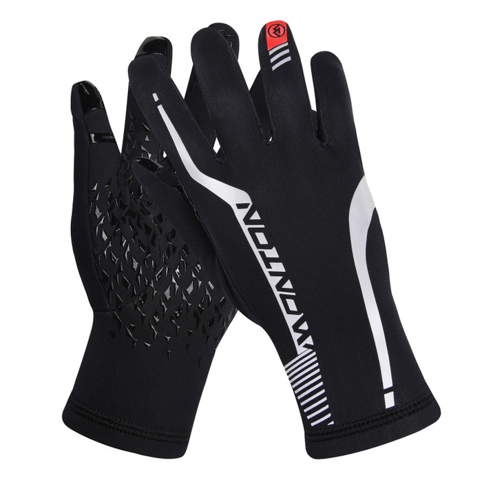 Pro Soar II Thermal Full Finger Gloves - black