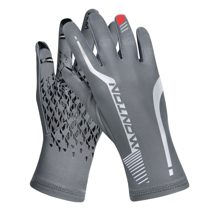 Pro Soar II Thermal Full Finger Gloves - grey