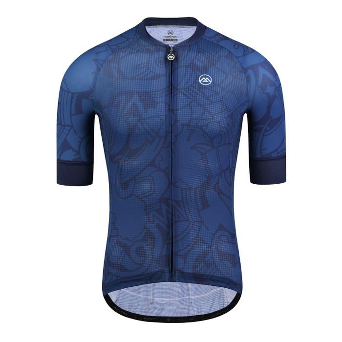 Men's Lifestyle Space Jersey - deep blue