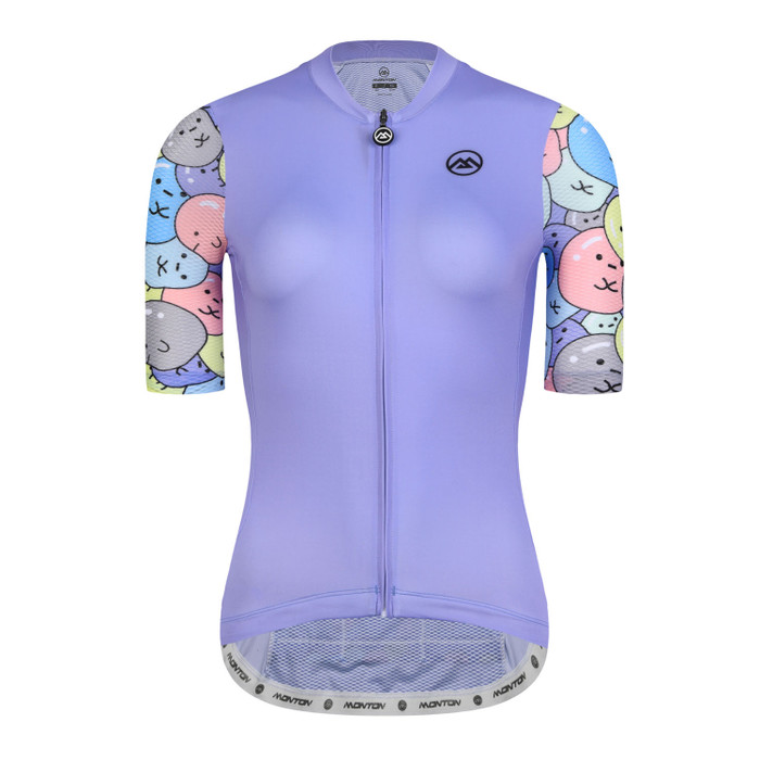 Women's Lifestyle Sweet Jersey - purple