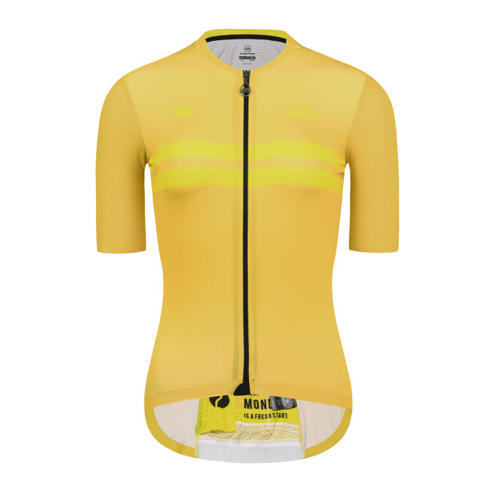 Women's Urban+ Colours Jersey - yellow