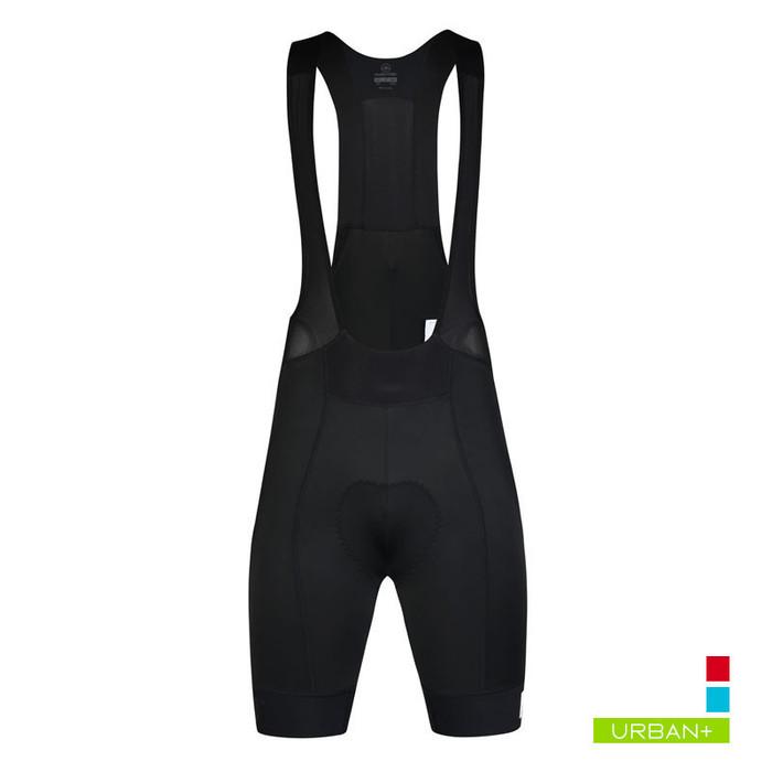 Men's Urban+ Suupaa Bib Shorts - black