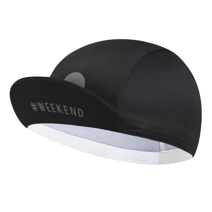 Urban+ Colours Cycling Cap - black