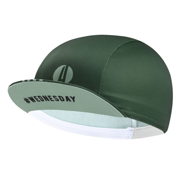 Urban+ Colours Cycling Cap - grey/green