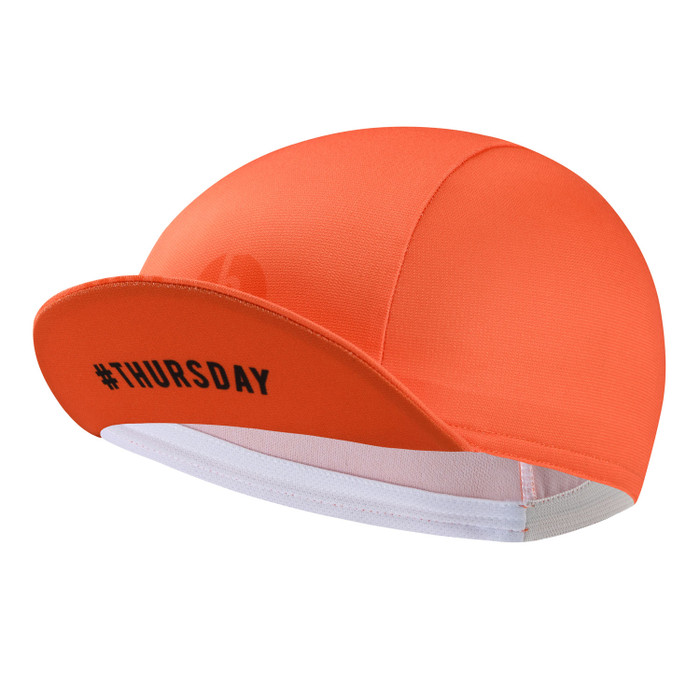 Urban+ Colours Cycling Cap - orange