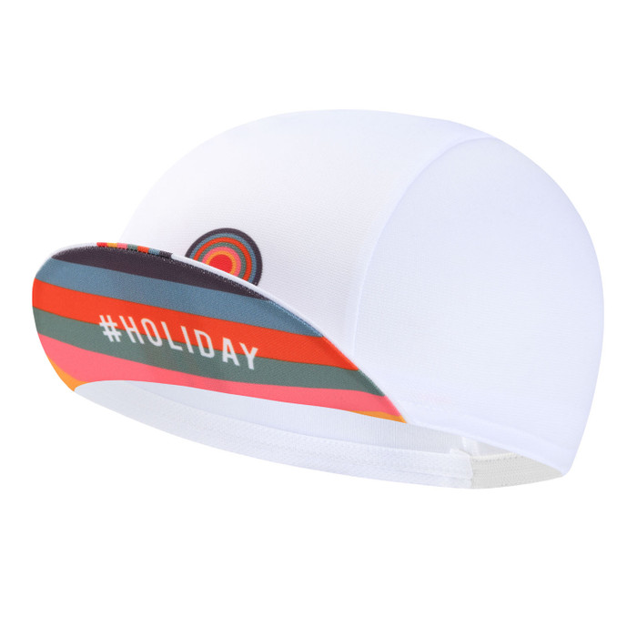 Urban+ Colours Cycling Cap - white