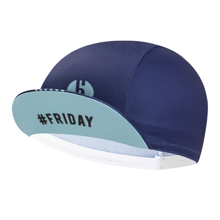 Urban+ Colours Cycling Cap - light steel blue