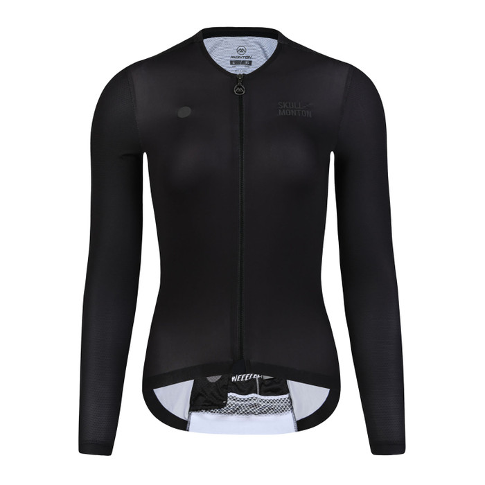 Women's Urban+ Colours l/s Jersey - black