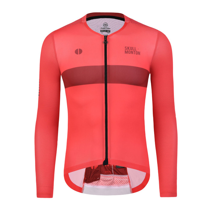 Men's Urban+ Colours l/s Jersey - red