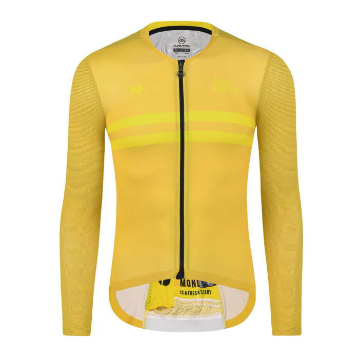 Men's Urban+ Colours l/s Jersey - yellow