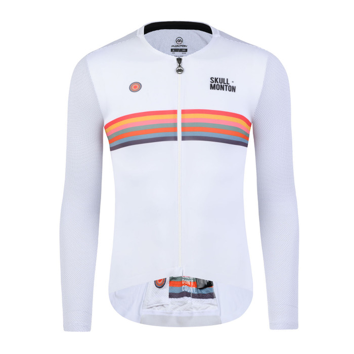 Men's Urban+ Colours l/s Jersey - white