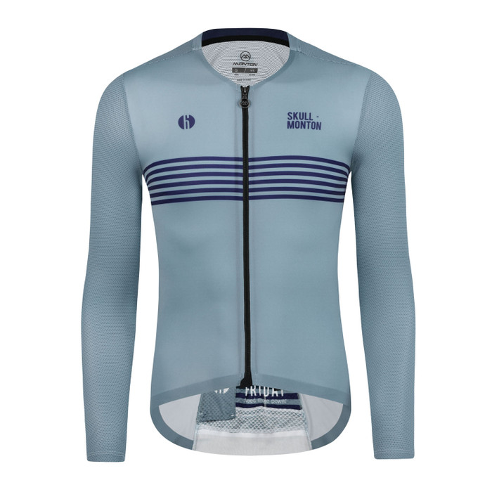 Men's Urban+ Colours l/s Jersey - light steel blue