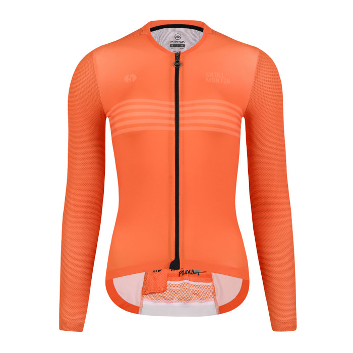 Women's Urban+ Colours l/s Jersey - orange