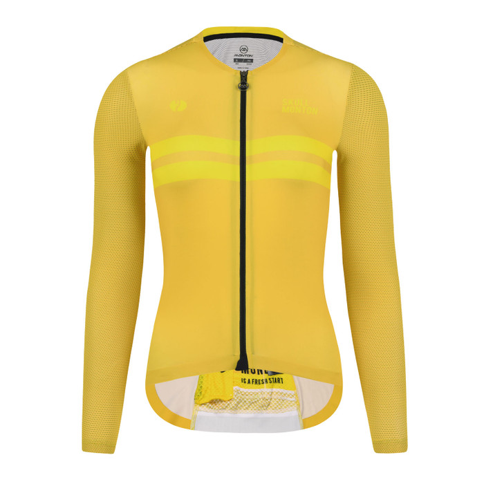 Women's Urban+ Colours l/s Jersey - yellow