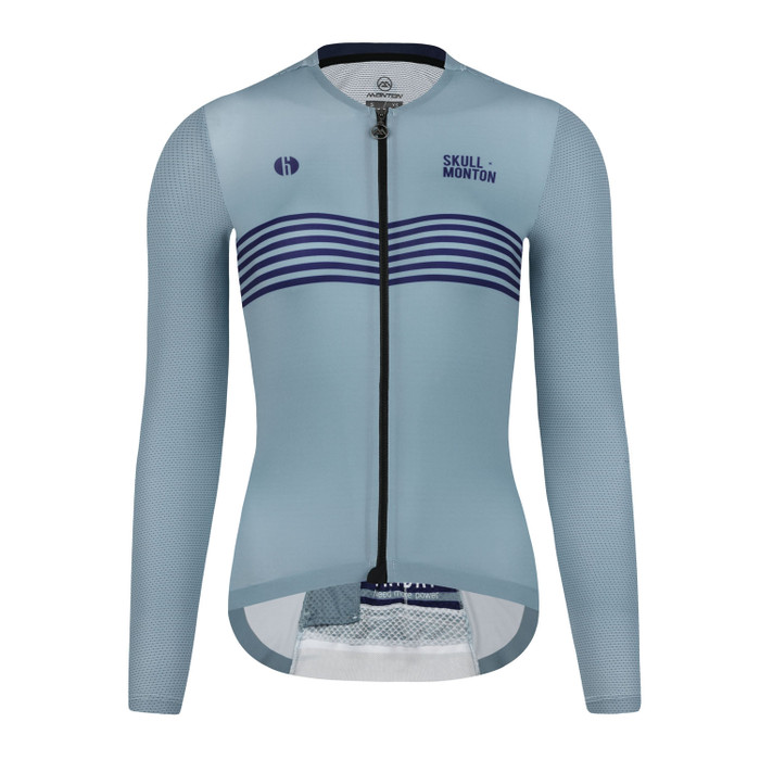 Women's Urban+ Colours l/s Jersey - light steel blue