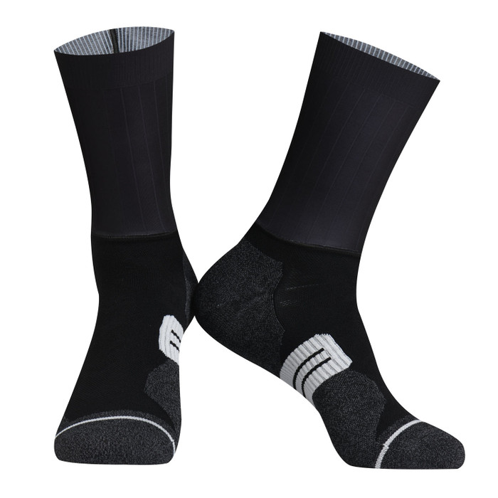Urban+ Colours Coolmax Socks - black
