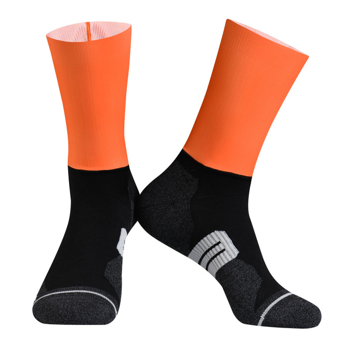 Urban+ Colours Coolmax Socks - orange