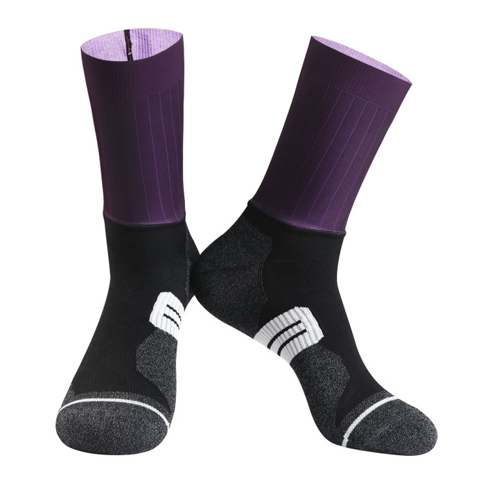 Urban+ Colours Coolmax Socks - purple