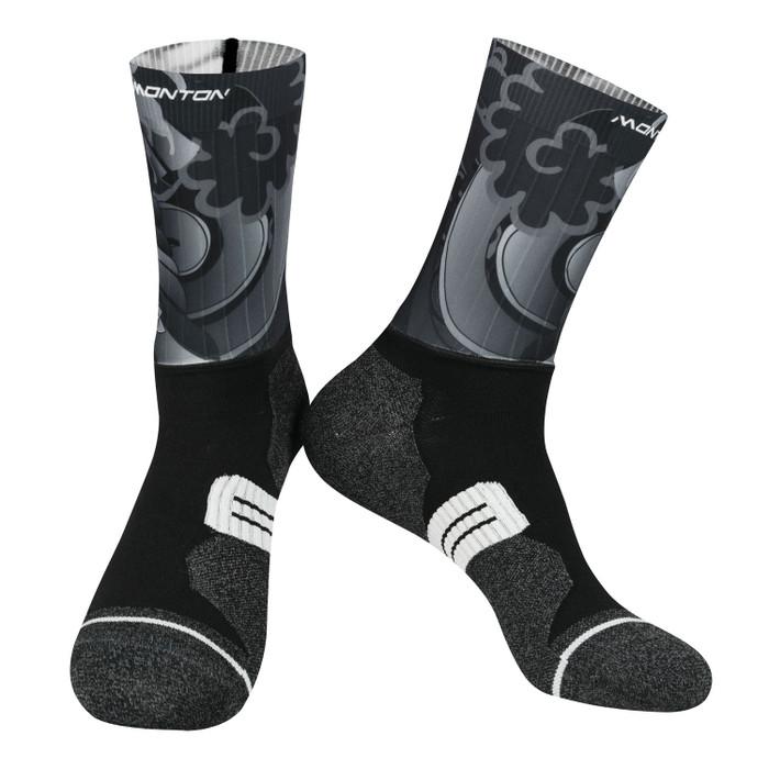 Tattoo Art Coolmax Socks - black