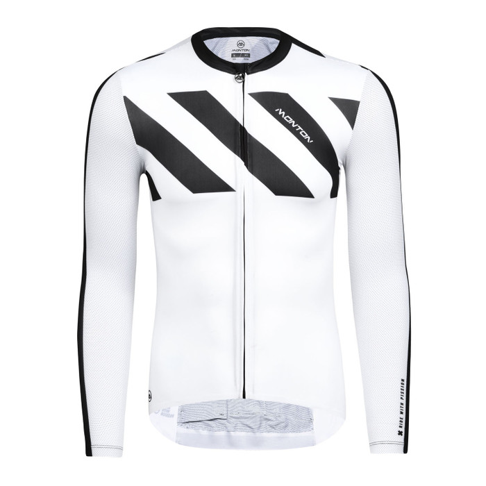 Men's Urban+ Bopu l/s Jersey - white