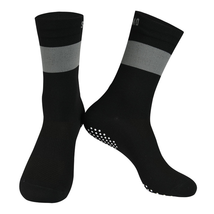 Colours Knitted Socks - black