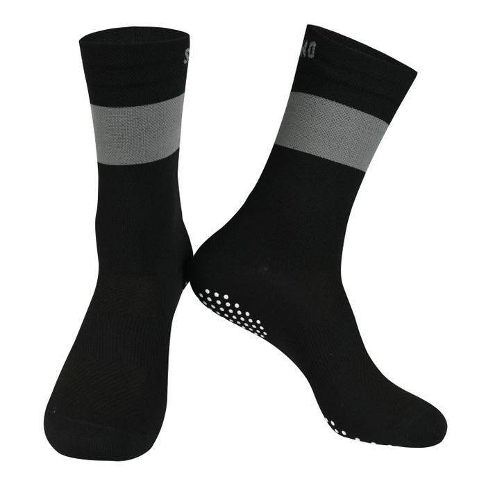 Colours Knitted Socks - black