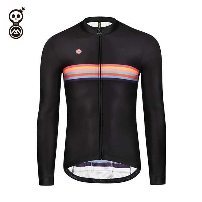Men's Urban+ Colours l/s Thermal Jersey - black