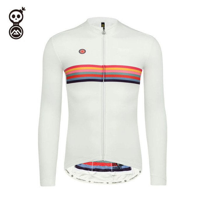 Men's Urban+ Colours l/s Thermal Jersey - white