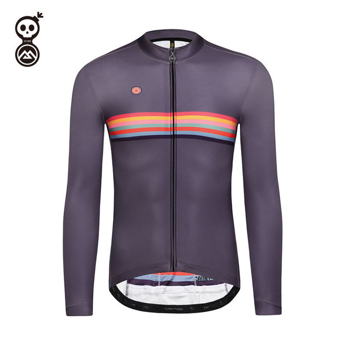 Men's Urban+ Colours l/s Thermal Jersey - purple