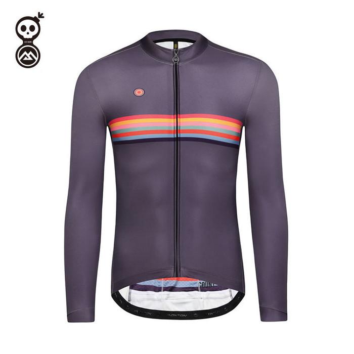 Men's Urban+ Colours l/s Thermal Jersey - purple