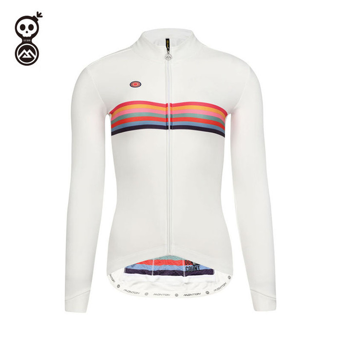 Women's Urban+ Colours l/s Thermal Jersey - white