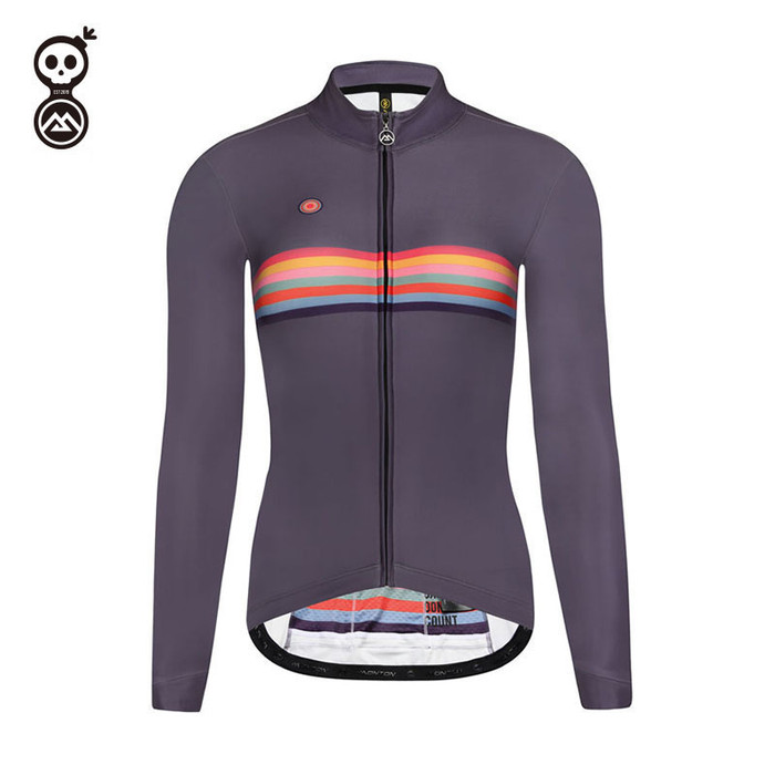 Women's Urban+ Colours l/s Thermal Jersey - purple