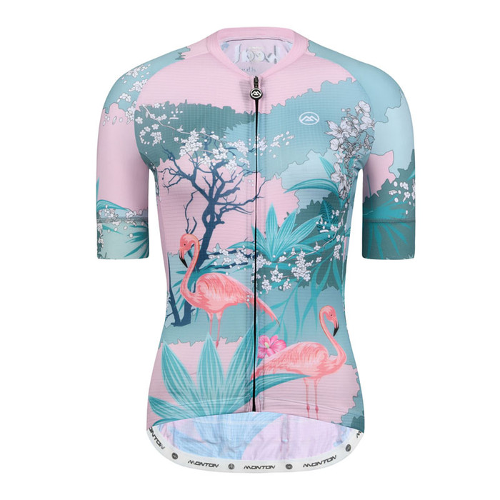 Women's Lifestyle Flamingo Jersey
