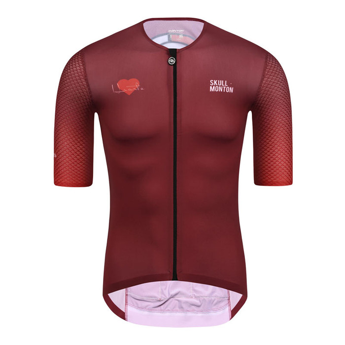 Men's Lifestyle Hearts Jersey