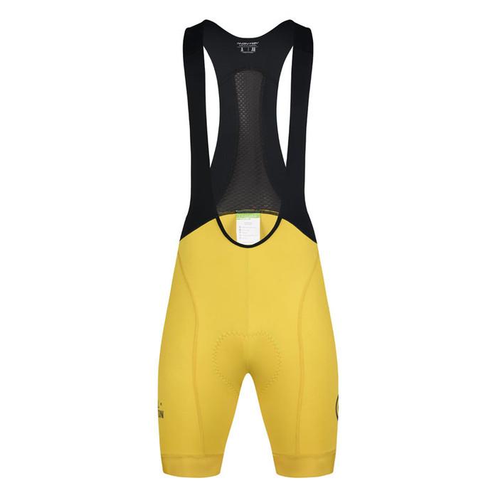 Men's Urban+ 21 Bib Shorts - yellow