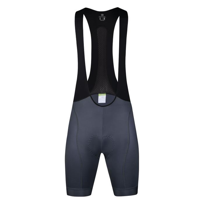 Men's Urban+ 21 Bib Shorts - dark grey