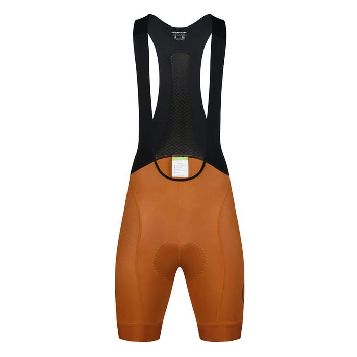 Men's Urban+ 21 Bib Shorts - saddle brown