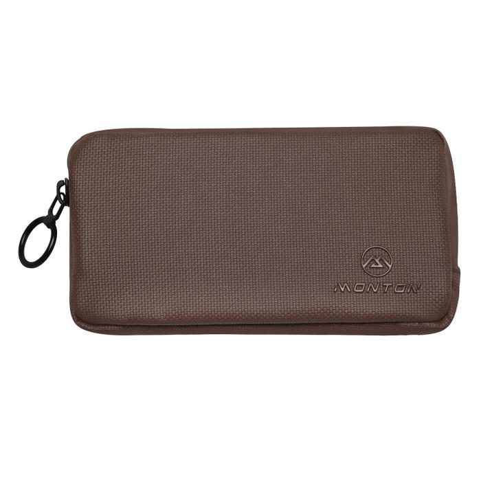 Urban+ Traveler Essentials Waterproof Case - brown