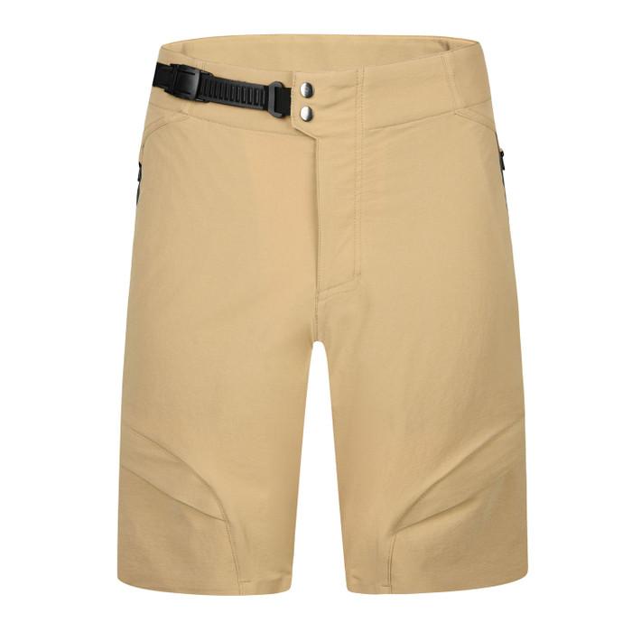 Men's Janun II MTB Trail and Gravel Shorts - khaki