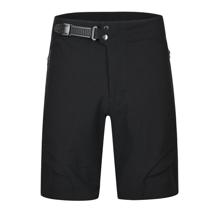 Men's Janun II MTB Trail and Gravel Shorts - black