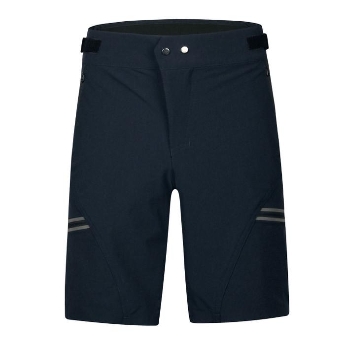 Men's Jantu MTB Trail and Gravel Shorts - navy blue