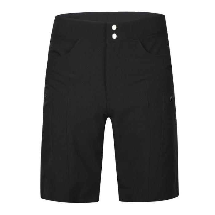 Men's Jankun II MTB Trail and Gravel Shorts - black